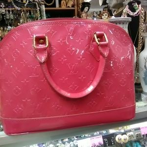 Louis Vuitton VB Pink Satchel bag